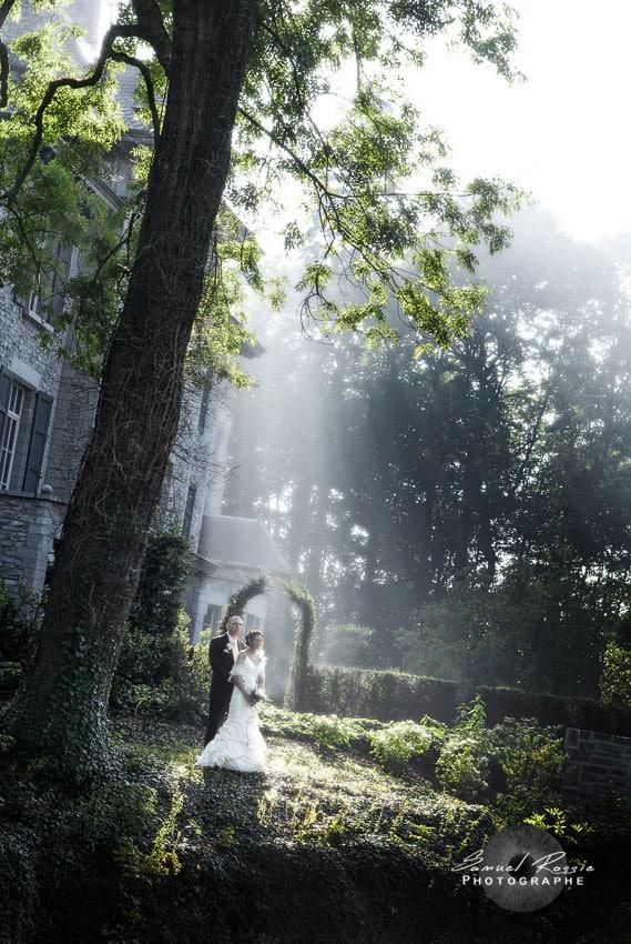 Samuel Rossie - Wedding Photographer