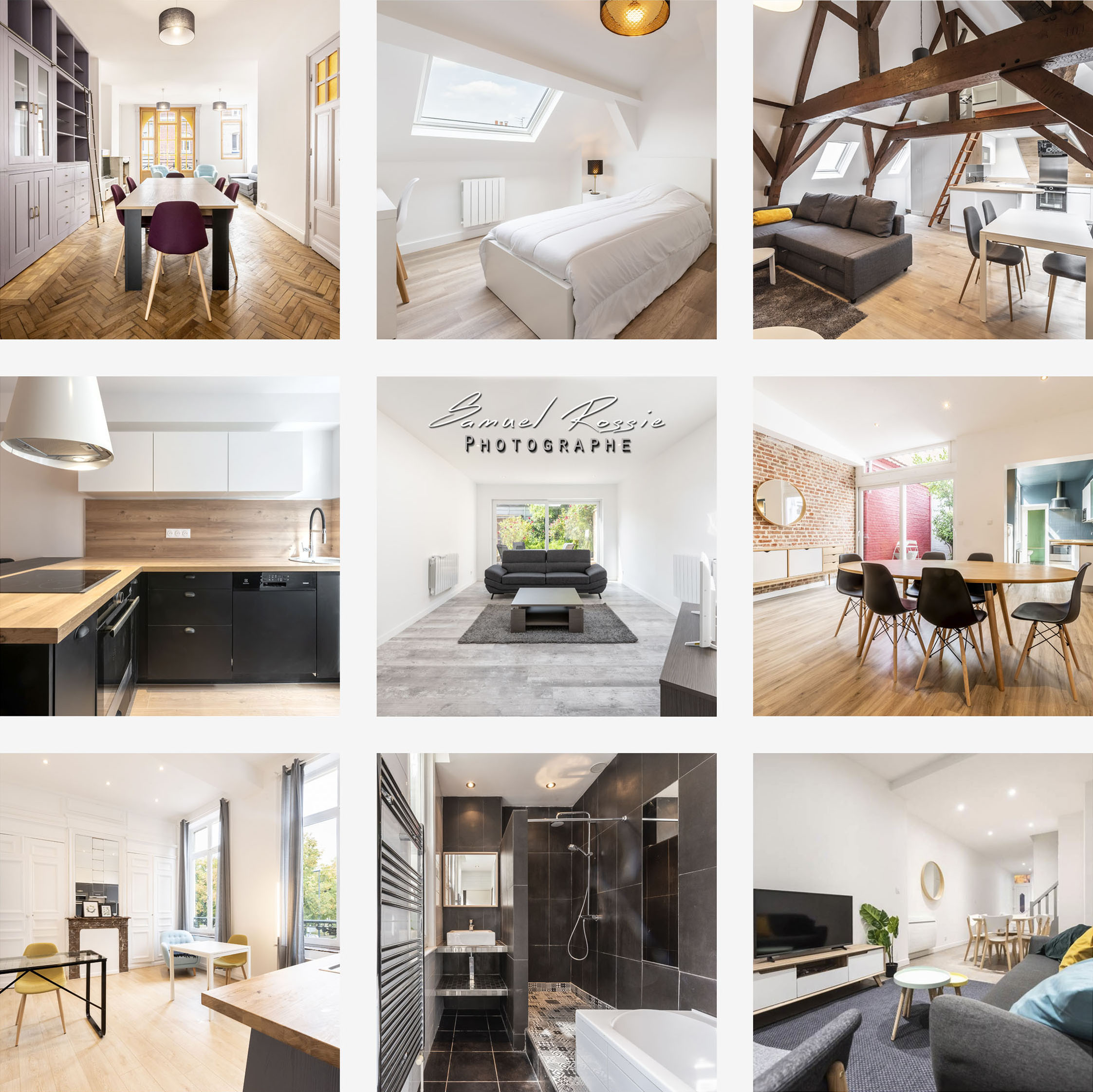 Photographe immobilier Tournai Lille